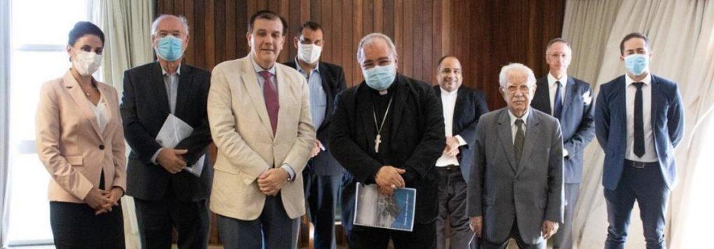 Fundação Getúlio Vargas e Arquidiocese do Rio de Janeiro assinam convênio